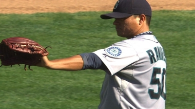 Ramirez to make start for Mariners on Tuesday