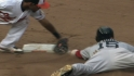 Pedroia injures his ring finger