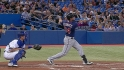 Plouffe's two-run homer
