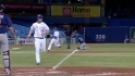 Mathis' two-run double
