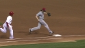 Votto's nice play