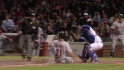 Dominguez's RBI triple