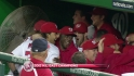 Nationals clinch NL East