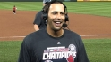 Morse on clinching NL East