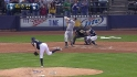 Axford shuts the door