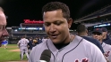 Miggy on clinching division