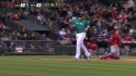 Robinson's RBI single