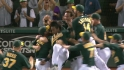 A's clinch postseason berth