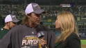 Reddick talks road to postseason