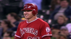 Despite win, Angels erased from playoff picture
