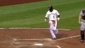 Barmes&#039; RBI single