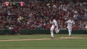 Holliday&#039;s sacrifice fly