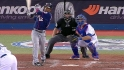 Casilla's RBI double