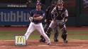 Hafner&#039;s game-tying homer
