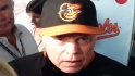 Showalter on shutout win