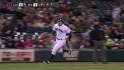 Saunders&#039; RBI double