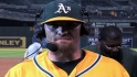 Gomes on A&#039;s special night
