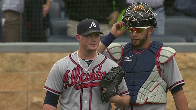 Kimbrel not content after record-breaking year
