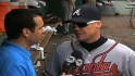 Chipper on final AB of season