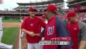 Nats secure home field