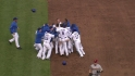LaHair&#039;s walk-off single