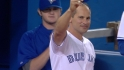 Vizquel throws out first pitch