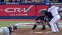 Hechavarria&#039;s RBI single