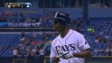 Upton exits to applause