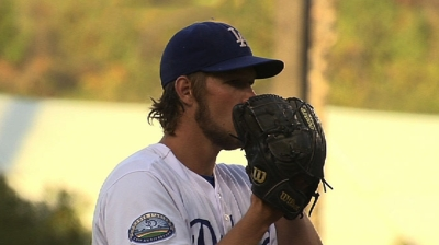 Kershaw finishes second in NL Cy Young race