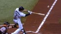 Longoria's three-homer night