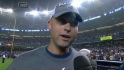 Jeter on clinching AL East