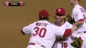 Motte's 42nd save