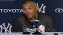 Girardi on clinching the AL East