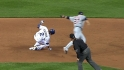 Escobar's 35th stolen base