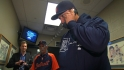 Leyland, Selig salute Cabrera
