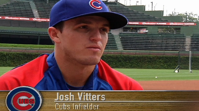 Vitters aims to maintain child-like attitude