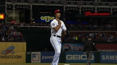 With little help, Yu's effort spoiled in playoff debut