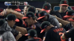 O's punch ticket to ALDS with Wild win in Texas