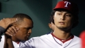 Darvish on tough loss