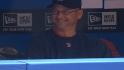 Indians name Francona as manager