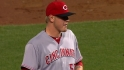 Latos' strong relief