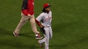 Cueto on injury that forced exit