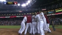 Hill's walk-off homer