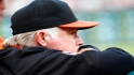 Showalter on playoff rotation
