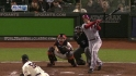 Stubbs' RBI triple