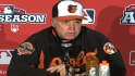 Showalter on ALDS Game 1 loss