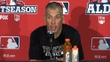 Girardi on Game 1 victory