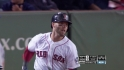 Pedroia&#039;s solo shot