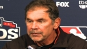 Bochy on tough shutout loss