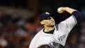 Girardi on Pettitte&#039;s outing